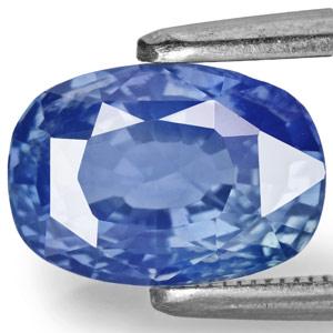 3.15-Carat GRS-Certified Unheated Eye-Clean Kashmir Sapphire