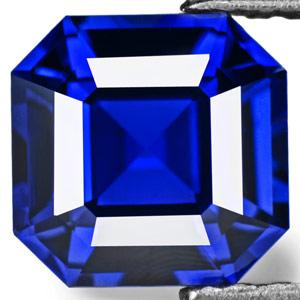 2.37-Carat Unheated VVS Vivid Kashmir Blue Sapphire from Ceylon