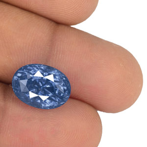 11.77-Carat GIA-Certified Unheated Fiery Blue Ceylonese Sapphire - Click Image to Close