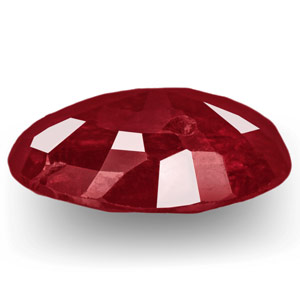 2.08-Carat IGI-Certified Unheated Burmese Pigeon Blood Red Ruby - Click Image to Close