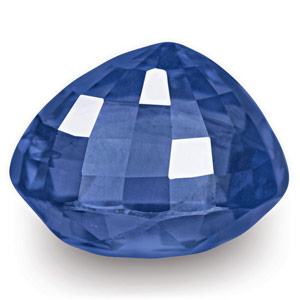 "5.56-Carat GRS-Certified ""Cornflower Blue"" Sapphire from Ceylon - Click Image to Close"