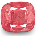 6.18-Carat Rare Unheated Lustrous Pink Red Ruby from Burma (IGI)