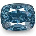 8.61-Carat Exceptional GIA-Certified Unheated Deep Blue Sapphire