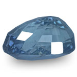 4.30-Carat Unheated Lustrous Blue Sapphire from Kashmir (GIA)