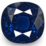 2.32-Carat IGI-Certified Unheated Eye-Clean Royal Blue Sapphire