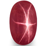 13.49-Carat Natural & Untreated Star Ruby from Quy Chau Mines