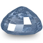 6.33-Carat Lustrous Fiery Blue Sapphire from Burma (Unheated)