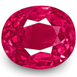 1.17-Carat Lovely Unheated Bright Pinkish Red Burmese Ruby (IGI)