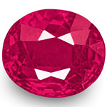 0.98-Carat Superb VS-Clarity Fiery Vivid Pinkish Red Burma Ruby