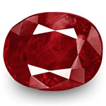 0.96-Carat IGI-Certified Unheated Pigeon Blood Red Burmese Ruby