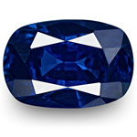 1.20-Carat Magnificent VVS-Clarity Unheated Royal Blue Sapphire