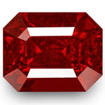 2.65-Carat Rare Pigeon Blood Red Spinel from Mahenge, Tanzania