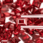 17.79-Carat 88-Pc Lot of Unheated Pigeon Blood Red Burma Rubies