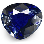 2.15-Carat Unheated VVS-Clarity Royal Blue Sapphire from Ceylon