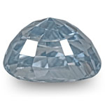 2.27-Carat Flawless Lustrous Pastel Blue Sapphire from Kashmir