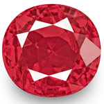 0.77-Carat IGI-Certified Neon Reddish Pink Spinel from Burma