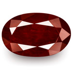 2.77-Carat IGI-Certified Unheated Dark Pigeon Blood Red Ruby