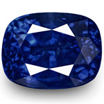 2.38-Carat Rare Unheated Royal Blue Sapphire from Burma (GRS)
