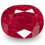 10.29-Carat GRS-Certified Unheated Deep Pinkish Red Burmese Ruby