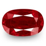 3.48-Carat GRS-Certified Unheated Rich Neon Red Ruby from Burma