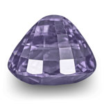3.67-Carat Rare Eye-Clean Lavender Blue Spinel from Burma (IGI)