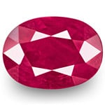 2.59-Carat GRS-Certified Unheated Ruby from Mogok, Burma