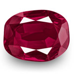 2.05-Carat Rare VS-Clarity Magenta Red Antique-Cut Ruby (GRS)