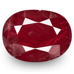 10.12-Carat GRS-Certified Unheated Ruby from Mogok, Burma