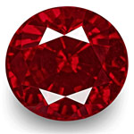 0.68-Carat Unheated VVS-Clarity Vivid Pigeon Blood Red Ruby