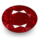 "2.58-Carat Exclusive Unheated ""Pigeon Blood Red"" Ruby from Burma"