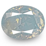 3.94-Carat Natural & Unheated VS-Clarity Kashmir Sapphire (GIA)
