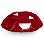 5.19-Carat Unheated Pigeon Blood Red Ruby from Mogok, Burma