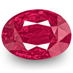 2.51-Carat Lovely VS-Clarity Lively Pinkish Red Ruby (Unheated)