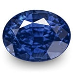 "1.37-Carat GRS-Certified Unheated ""Royal Blue"" Ceylon Sapphire"