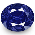 1.60-Carat Top-Grade Eye-Clean Royal Blue Ceylon Sapphire (GRS)