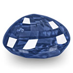 3.55-Carat Unheated VS-Clarity Lively Royal Blue Sapphire (GRS)