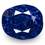 "3.04-Carat Antique-Cut Unheated ""Royal Blue"" Sapphire (GRS)"