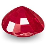 2.03-Carat Unheated VVS Fiery Rich Pinkish Red Ruby (GRS)