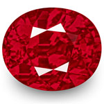4.05-Carat Exceptional Unheated Eye-Clean Ruby (GRS-Certified)