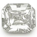 5.03-Carat Exceptional VVS-Clarity Unheated White Sapphire (GRS)