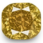 1.31-Carat IGI-Certified SI1-Clarity Fancy Brown Diamond