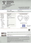 1.07-Carat Heart-Shaped SI1-Clarity Fancy Brown Yellow Diamond
