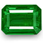 10.10-Carat Super Fine Eye-Clean Fiery Intense Green Emerald