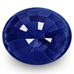 "5.51-Carat Stunning GRS-Certified Unheated ""Royal Blue"" Sapphire"