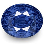 7.53-Carat Unheated VS-Clarity Cornflower Blue Sapphire (GRS)