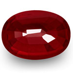 "4.53-Carat Rare Flawless ""Pigeon Blood Red"" Ruby (GRS-Certified)"