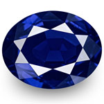"1.13-Carat Unheated VS-Clarity ""Royal Blue"" Sapphire (GRS)"