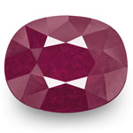 4.79-Carat IGI-Certified Unheated Deep Pinkish Red Ruby