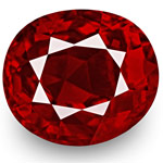 1.44-Carat Top-Grade VS-Clarity Pigeon Blood Red Burmese Spinel
