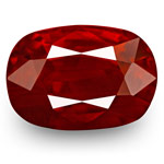 "2.51-Carat Unheated VVS-Clarity ""Pigeon Blood Red"" Ruby (GRS)"